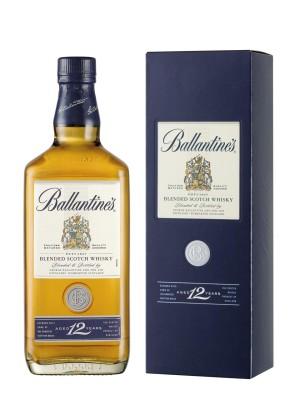 Ballantine's 12 PR