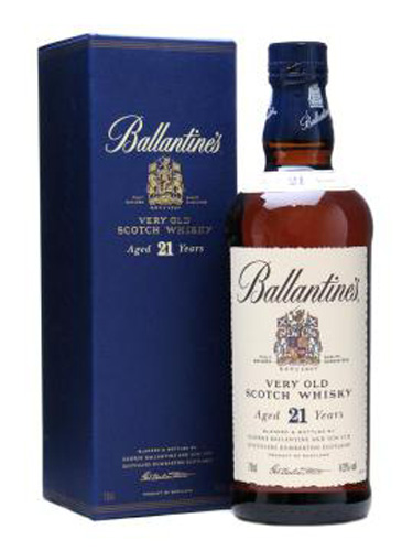 Ballantine's 21 PR