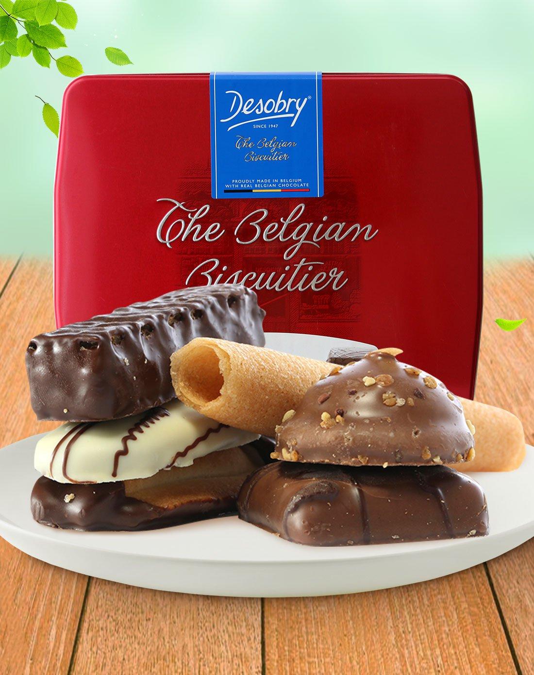 Bánh Desobry 1kg Bỉ