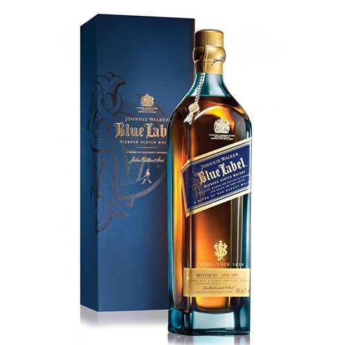 JW Blue Label 75 cl