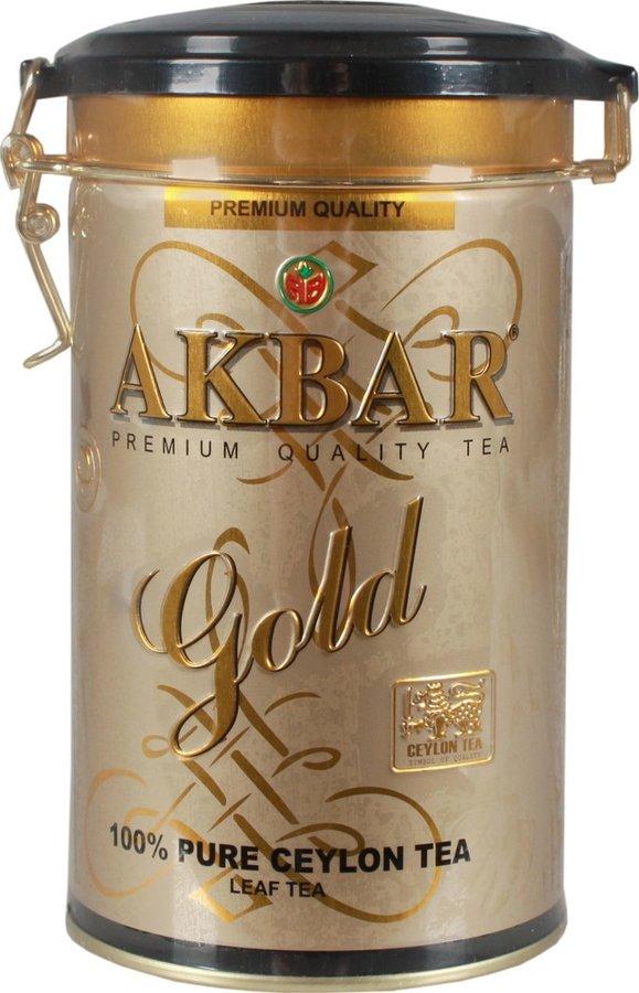 Trà AKBAR 150g vàng