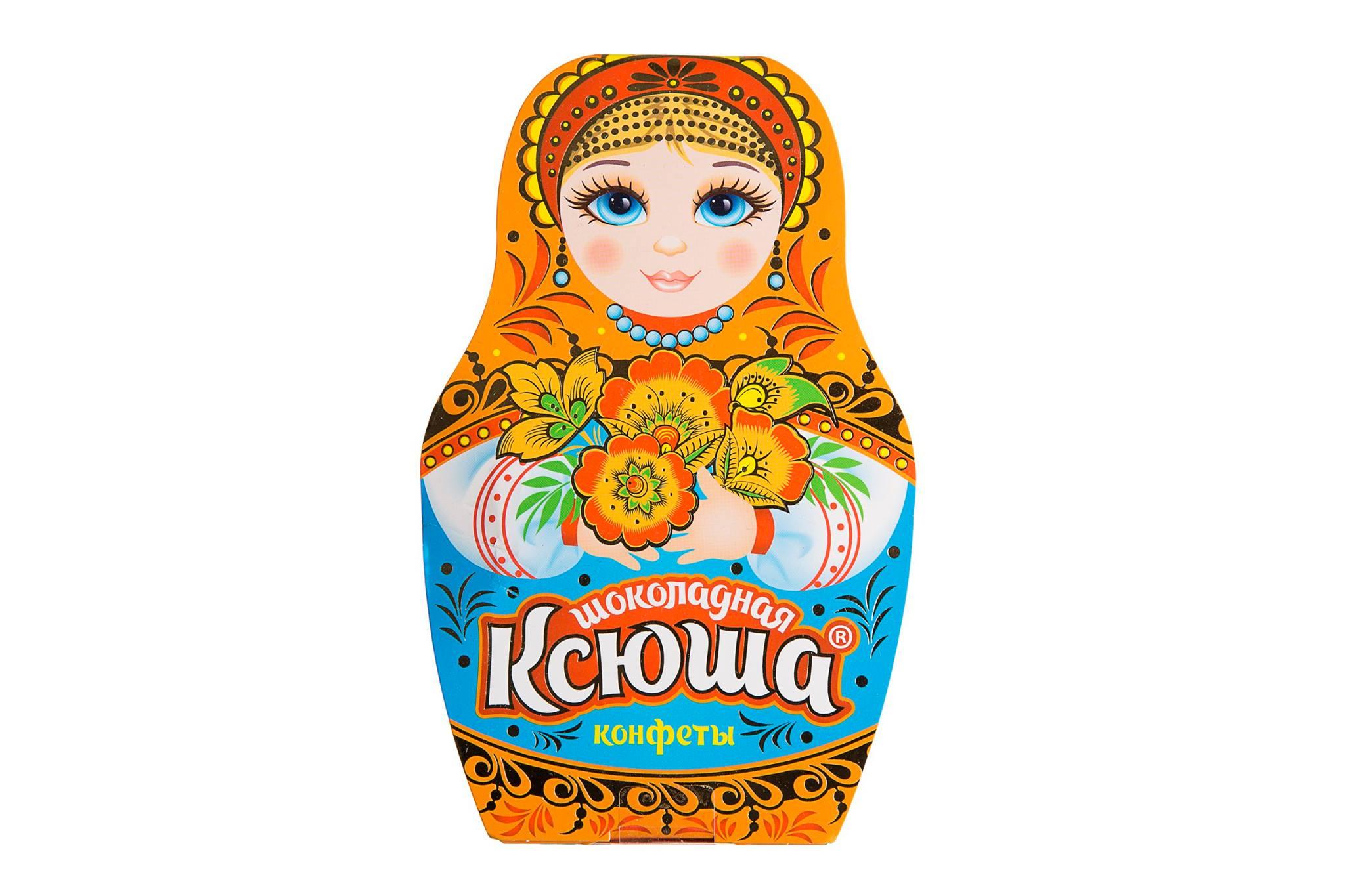Kẹo búp bê Nga