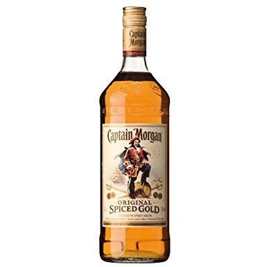 Captain Morgan Gold Spiced 75 cl