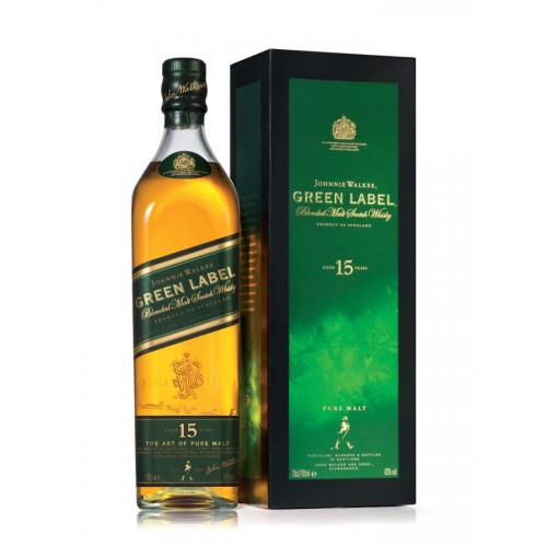 JW Green Label 75 cl