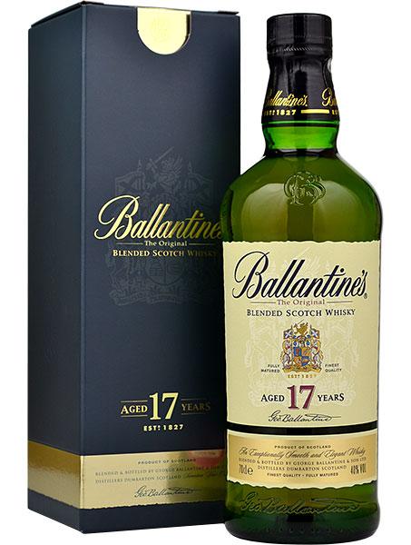 Ballantine's 17 PR