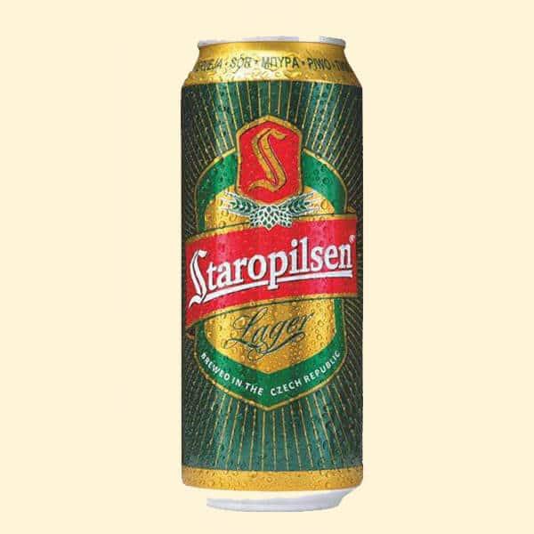 Bia Staropilsen 500 ml