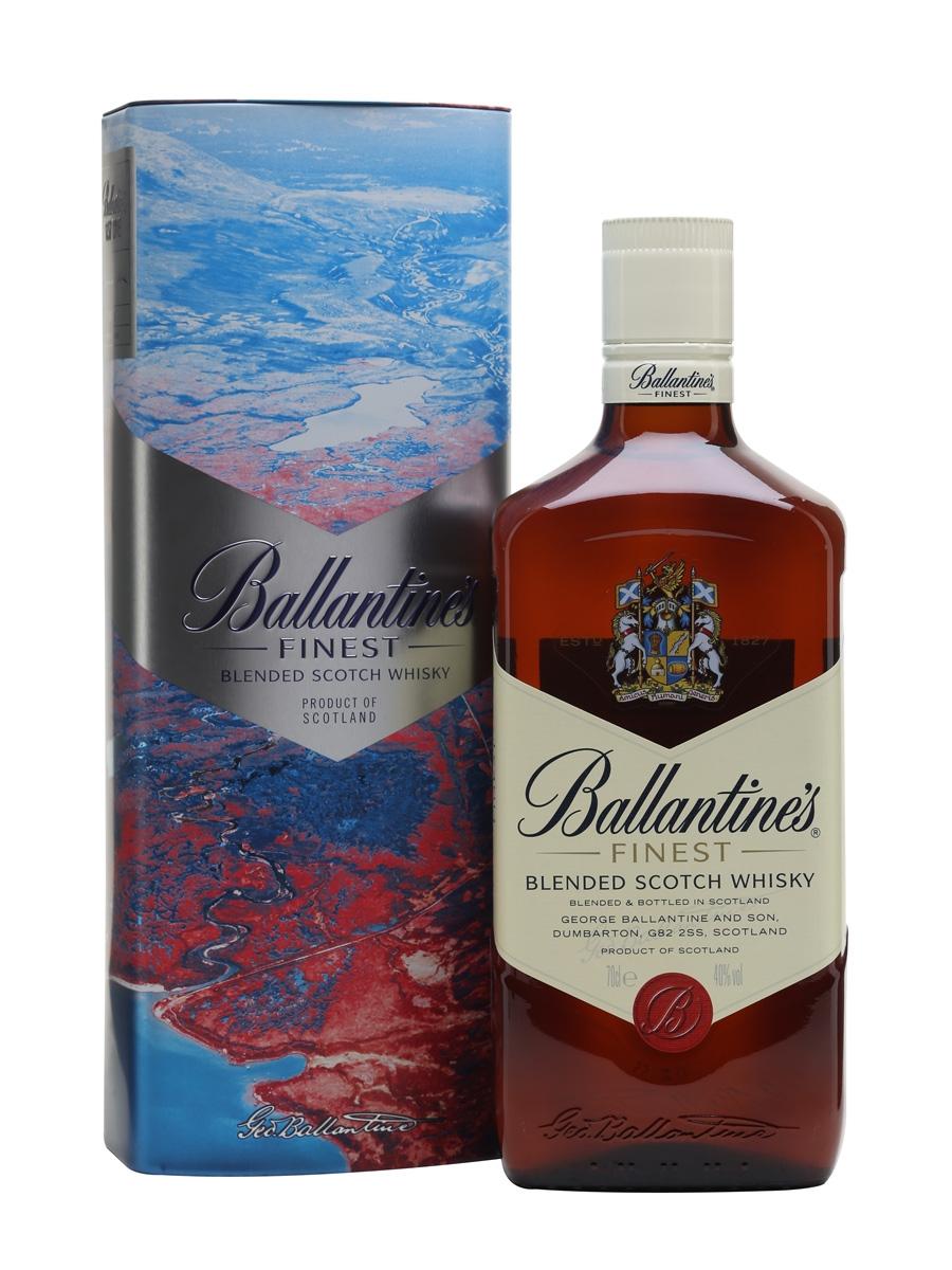 Ballantines Finest Gift