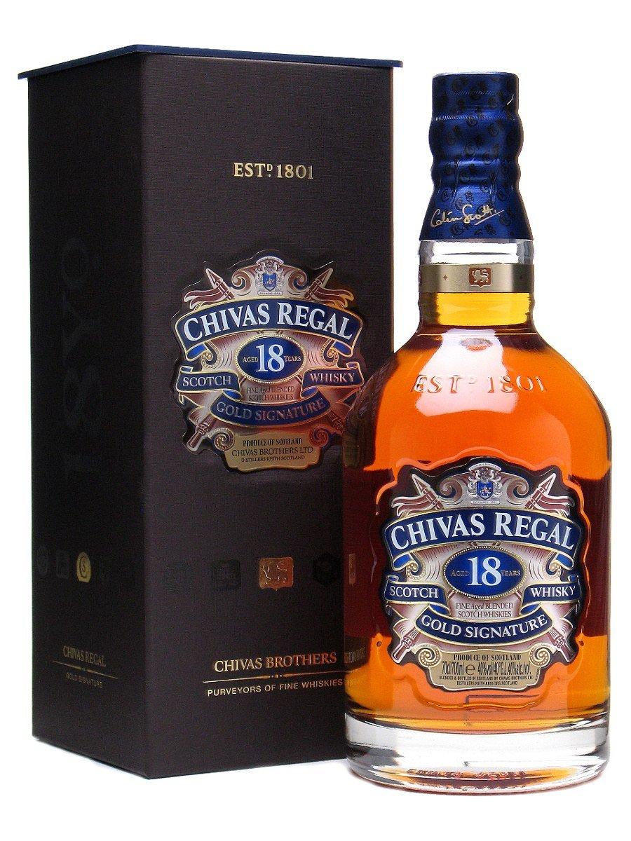 Chivas 18 YO PR