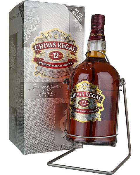 Chivas 12 Yo 3L
