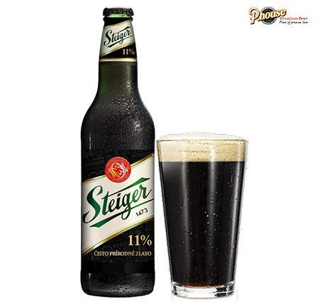 Bia Steiger chai 500 ml x 8
