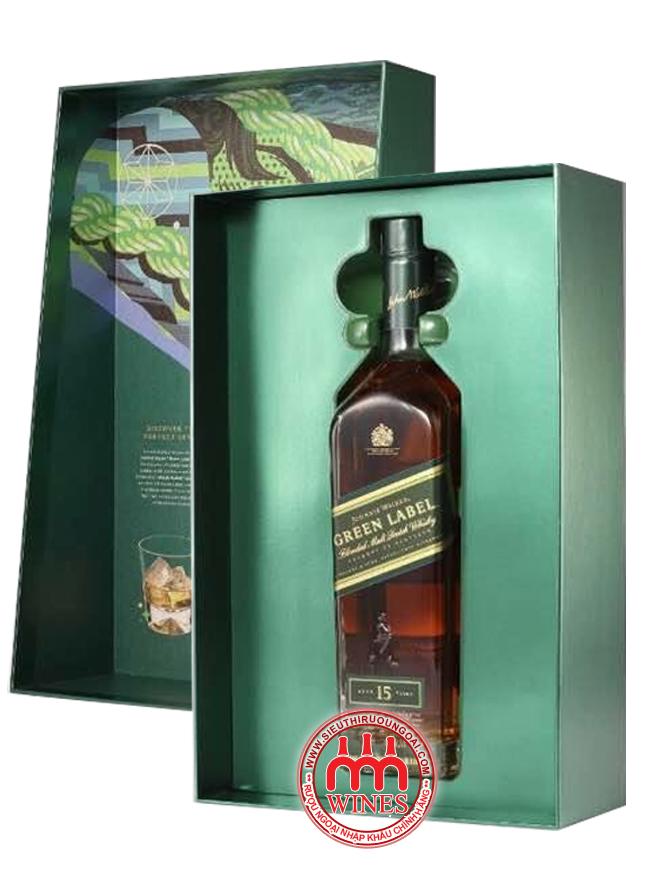 JW Green Gift