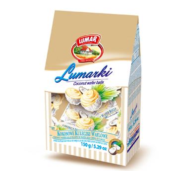 Bánh dừa Lumarki 300g Ba lan